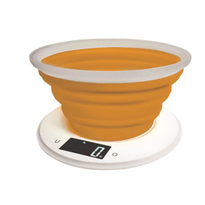 Adler AD-3153o Küchenwaage Orange
